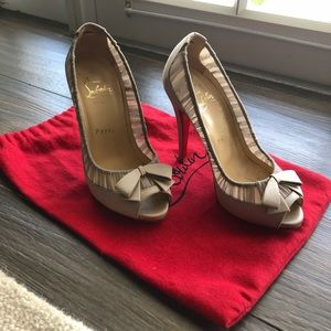 Christian Louboutin heels - SO ELEGANT ❤️